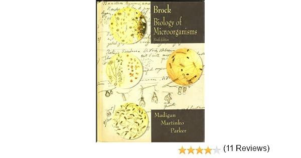 Brock biology of microorganisms ninth 9th edition michael t brock biology of microorganisms ninth 9th edition michael t madigan amazon books fandeluxe Gallery