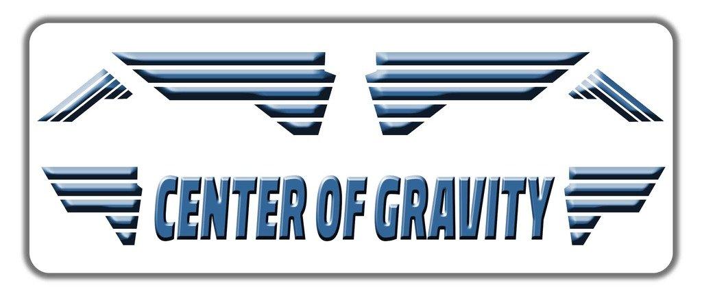 Amazon Com Makoroni Center Of Gravity Aviation Pilot Car Laptop