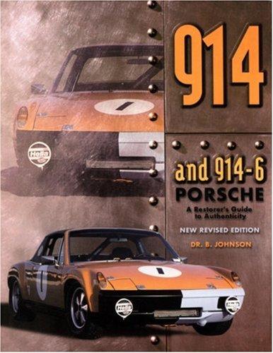 porsche 914 service manual - 3