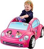 Power Wheels Nickelodeon Dora and Friends Volkswagen New Beetle
