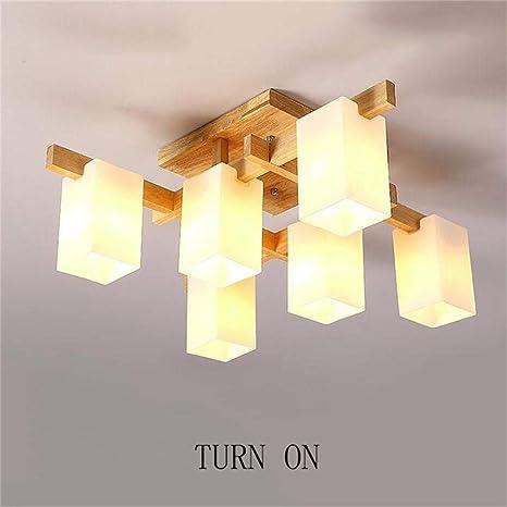 CHANDELIER HOME Luz de techo, sala de estar en casa Luz de ...