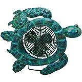Deco Breeze Turtle Figurine Fan