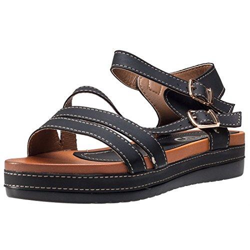 Cardouno Ankle Strap Femmes Sandales
