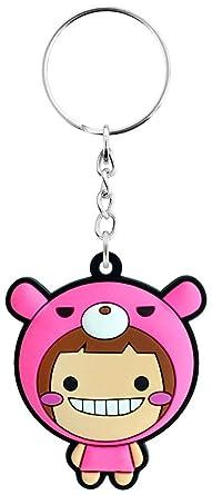 Grindstore - Llavero de goma modelo Kawaii Bear (Tamao ...