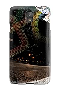 Buy-iphone Case Cover Protector Specially Made For Galaxy Note 3 Aggressive Inline