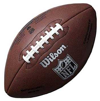 Wilson WTF1786XB NFL Platinum Pro - Balón de fútbol americano ...