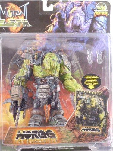 (Stan Wilson Creatures - Mutant Earth - Horgg the Dismantler Action)