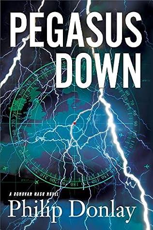 book cover of Pegasus Down