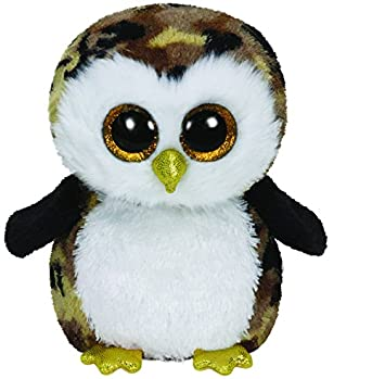 2f95ab791b1 Ty Beanie Boos - Owliver the Owl  Amazon.co.uk  Toys   Games
