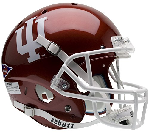 (Indiana Hoosiers Officially Licensed Full Size XP Replica Football)