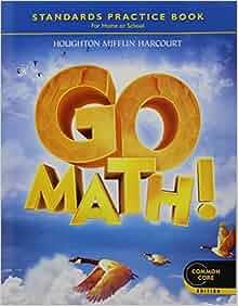 GO Math!: Student Edition & Practice Book Bundle Grade 4