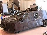 Tornado Intercept Tank