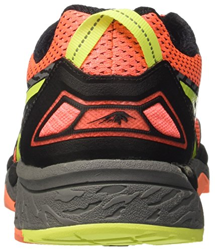 Arancione flash Asics black safety Yellow fujitrabuco Coral Femme Gel 5 Gymnastique rFYfxXYq