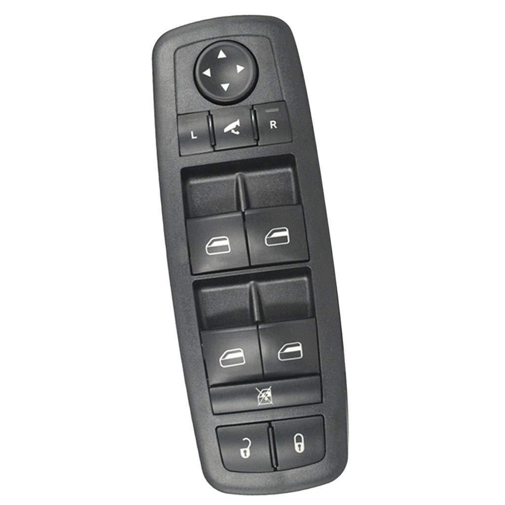 Homyl Power Window Switch for 2008-2009 Dodge Grand Caravan Chrysler Front Left Driver Side Door