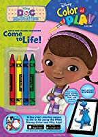 Bendon Disney Doc McStuffins Color and Play 32-Page Activity Book (Color & Play)