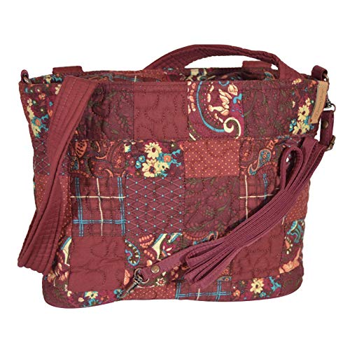 Donna Sharp Purse - Jenna Bag in Autumn