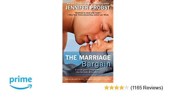 Marriage Bargain Epub
