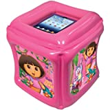 CTA Digital Dora the Explorer Inflatable Play Cube for iPad/iPad 2/The new iPad with App Included