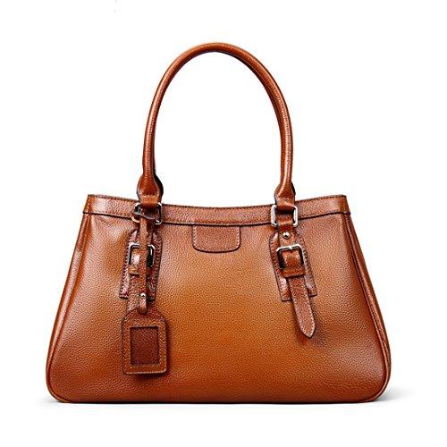AINIMOER-New-Top-Layer-Soft-Leather-Vintage-Fashion-Top-handle-Shoulder-Bag-Tote-Handbag