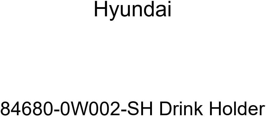 Genuine Hyundai 84680-0W002-SH Drink Holder