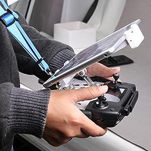 For DJI Mavic Pro Drone, Bracket Remote Control Phone Flat Bracket 4-12 Inch Holder Parts for DJI Mavic Pro Drone