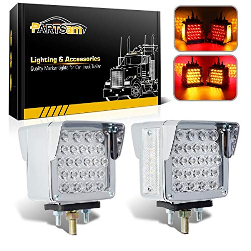 Kenworth Led Fender Lights