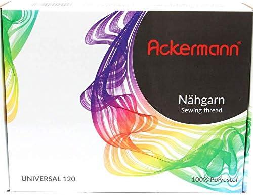 Ackermann Nähgarn, 20x 1000m