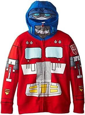 Optimus Prime Boys' Character Hoodie