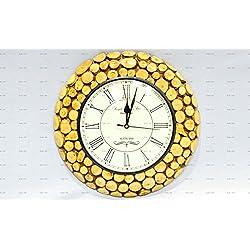 Sailor's Art Antique Look Scotland Wooden Wall Clock 17