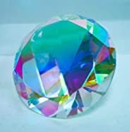 Crystal AB Paperweight Glass Diamond 3.25 by Power Sport