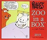Zoo in a Box 2019 Calendar