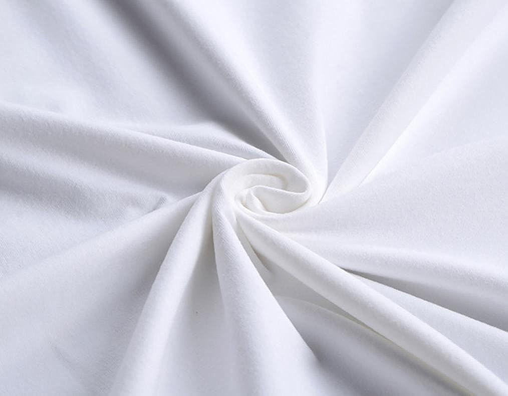 Resplend Camiseta de Manga Larga con Estampado de Hombre y Camiseta de algodón con Manga Corta de Tops by: Amazon.es: Ropa y accesorios