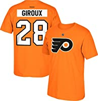 Claude Giroux Philadelphia Flyers NHL Youth HD Net Player T-shirt Orange