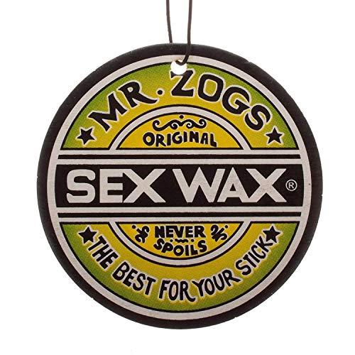 Sex Wax Scented Air Freshener Asst. Flavors Single