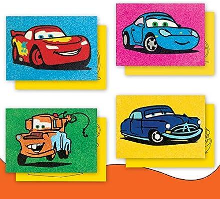 Cars Kum Boyama Oyunu Amazon Com Tr