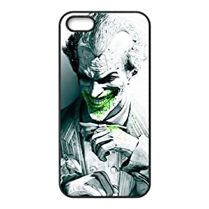 Unique joker arkham city Cell Phone Case for iPhone 5S