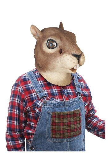 Squirrel Mask -
