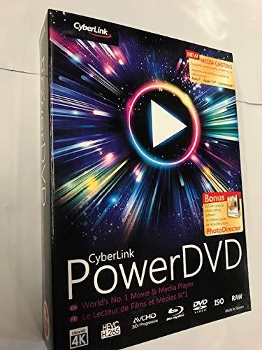 - Cyberlink PowerDVD 16 Ultra