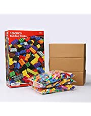 RedRoost 1000 Pieces Educational Building Block Brick Blocks Toys Children Gift
