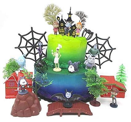Amazon.com: VAMPIRINA Juego de decoración para tartas de ...