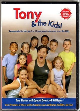 Amazon.com: TONY AND THE KIDS! With Tony Horton: Tony Horton, Judi ...