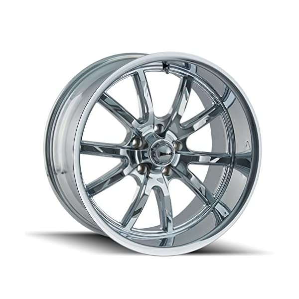 Ridler-650-Wheel-with-Chrome-Finish-18-x-8-inches-5-x-127-mm-0-mm-Offset