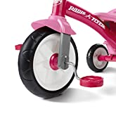 Radio Flyer 421PZ Rider Trike Ride On, Pink (Amazon Exclusive)