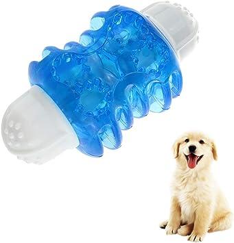 Kauknochen Fur Welpen Von Ceesc Weicher Knochen Aus Tpr Zahnreinigung Quietschendes Hundespielzeug Fur Kleine Und Mittelgrosse Hunde Amazon De Haustier