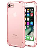 iphone 6 case salt life - CaseHQ iPhone 6 Case, iPhone 6s Case,Crystal Clear Shock Absorption Bumper Slim Fit,Heavy Duty Protection TPU Cover Case for Apple iPhone 6/iPhone 6S (4.7 inch) -Rosegold