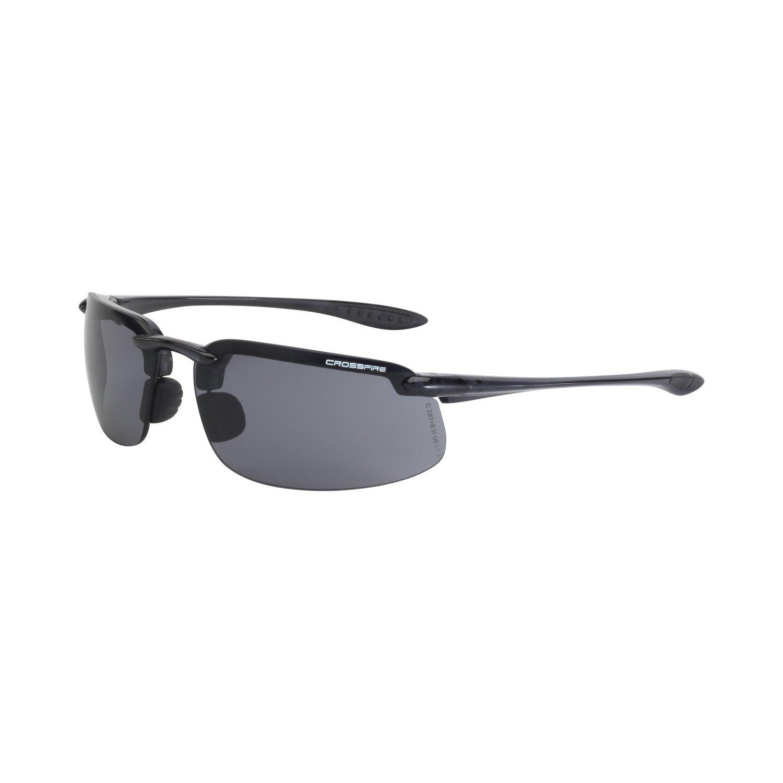 Crossfire Eyewear 2141 ES4 Safety Glasses Smoke Lens - Hunting ...