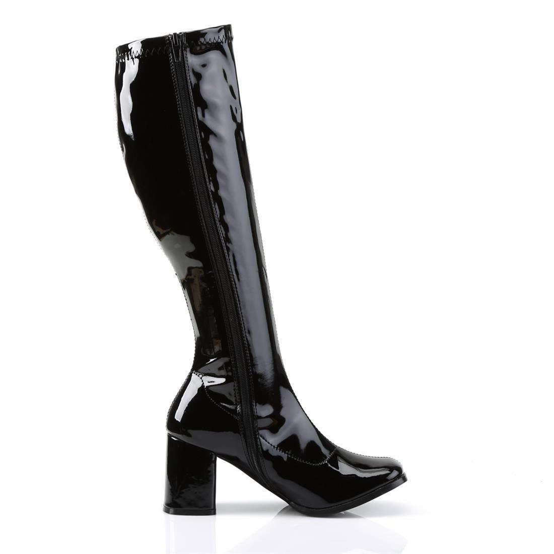 10b9c4042b990 Funtasma by Pleaser Women's Gogo-300 Boot