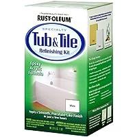 Rust-Oleum Tub and Tile Refinishing 2-Part Kit