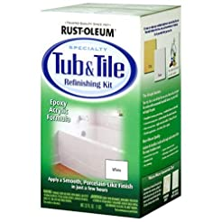 Rust-Oleum 7860519 Tub and Tile Refinish...