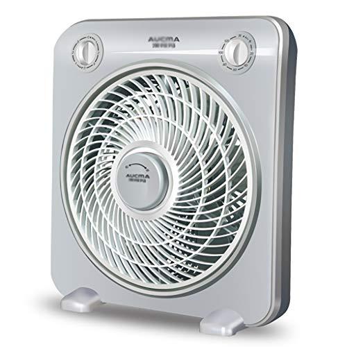HYXFS Air cooler Electric fan desktop student power saving timing fan dormitory silent mini table fan by HYXFS
